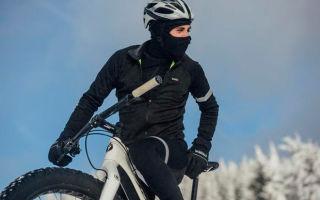 Как подобрать балаклаву для езды на велосипеде?