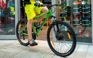 Методы определения правильной высоты седла на велосипеде