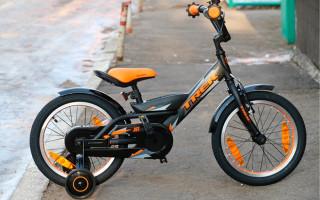 Описание и стоимость велосипеда для детей Trek Jet 16