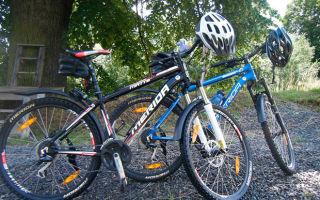 Описание и отзывы владельцев велосипеда Merida Matts 40-D