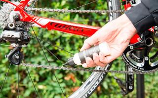 Подсолнечное масло для смазывания велосипедной цепи — можно ли применять?