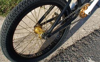 Заднее колесо для BMX — советы при выборе