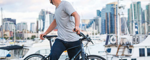 Велоезда и сжигание калорий