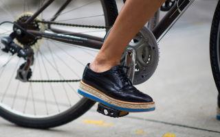 Разновидности педалей для велосипеда, их конструкция и замена