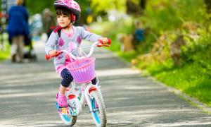 Велосипеды для юных леди 4-6 лет — модели, особенности выбора