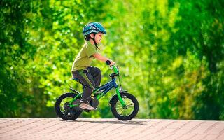 Выбираем легкий детский велосипед