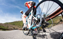 Какие мышцы задействованы при велоезде?