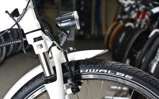 Крылья для велосипеда 26″ полноразмерные