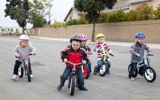 Советы при выборе детских велобегов, обзор моделей, их стоимость