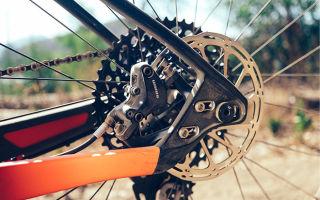 Как поставить велосипедные дисковые тормоза?