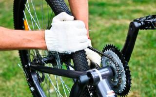Люфт заднего колеса велосипеда — причины и способы устранения