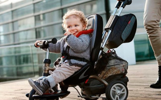 Велосипеды для детей от 2 лет: советы при выборе, обзор моделей, отзывы родителей