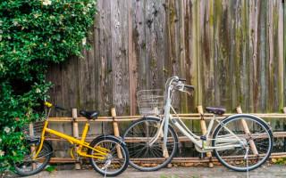 Какими бывают размеры велосипедных колес?