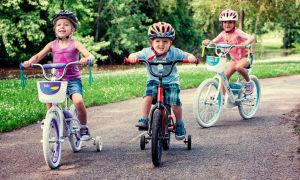 Шлем для юных велосипедистов