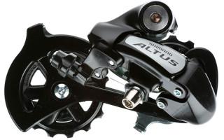 Технические характеристики и цена переключателя Shimano RD-M310 Altus
