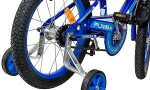 Дополнительные колесики для детского велосипеда — преимущества, выбор и установка