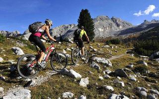 Как быстро подниматься в гору на велосипеде