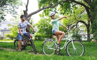 Аренда велосипедов в Нижнем Новгороде