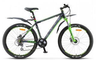 Велосипед Стелс Навигатор 850: описание, стоимость, отзывы велосипедистов