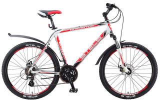 Российские горные велосипеды Stels: особенности, модельный ряд, отзывы