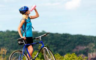 Изотоники в велоспорте