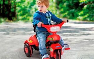 Велосипеды для малышей от 1 года — бюджетные модели