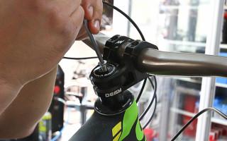 Рулевой стакан и рулевая колонка велосипеда