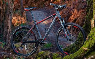 Описание и стоимость велосипеда Cube Aim Disc 26