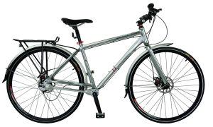 Велосипед с карданным приводом. Достойная альтернатива цепным велосипедам