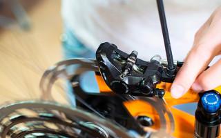 Проверка и настройка тормозов на велосипеде