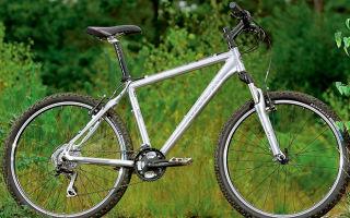 Стоимость и отзывы владельцев велосипеда Trek 4300