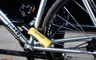 Велозамки: виды, достоинства и недостатки
