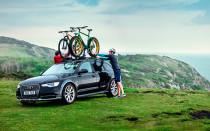 Крепления для перевозки велосипеда на автомобиле: виды, обзор моделей, отзывы рыбаков