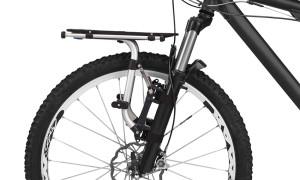 Передний багажник для велосипеда. Виды, типы, установка