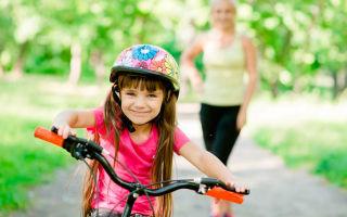 Велосипед для юной леди от шести лет и старше