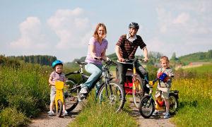 Детские велосипеды марки Berger