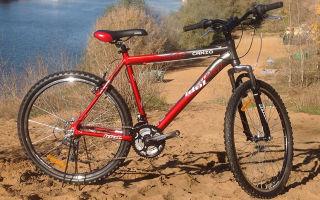 Горный велосипед Idol Canzo