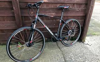 Описание и стоимость велосипеда Merida Crossway 40-D