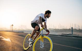 Как катание на велосипеде влияет на мужское здоровье?