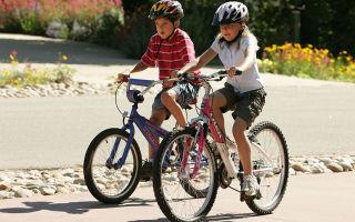 Детские велосипеды с колесами в 24 дюйма