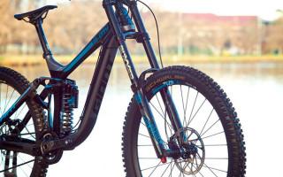 Конструкции велосипедных вилок, их плюсы и минусы