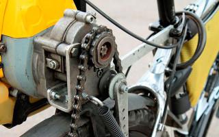 Велосипед с двигателем от триммера в домашних условиях: выбор двигателя, порядок действий