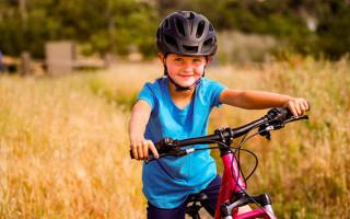 Со скольки лет можно ездить на велосипеде?