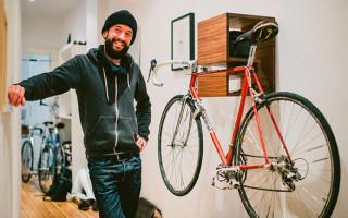 Типы и особенности креплений велосипеда к стене