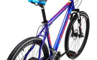 Велосипеды Cronus — обзор популярных моделей и отзывы