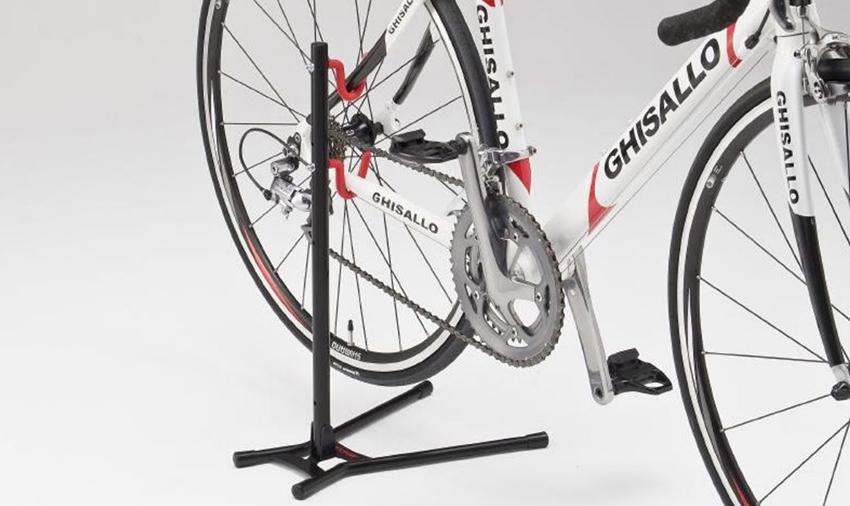Как сделать подставку для велосипедов 100