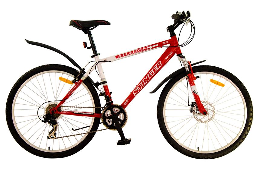 фото велосипед стингер