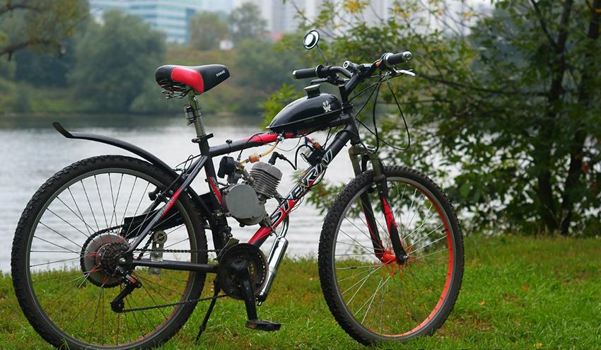 Велодвигатель f80