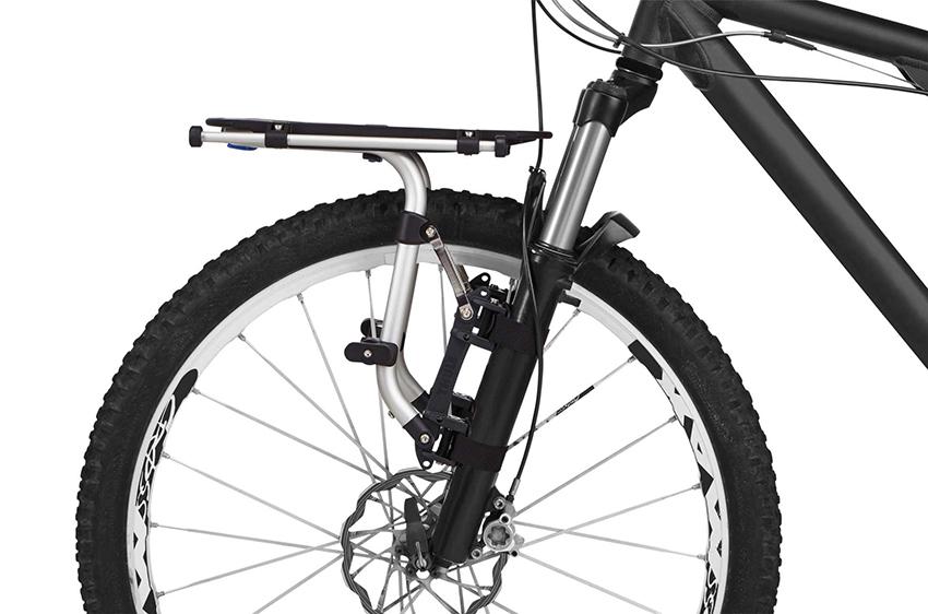 Передний багажник для велосипеда