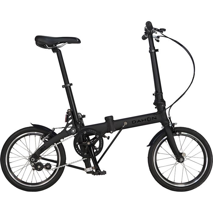 Dahon-Jifo-2016-Folding-Bikes-Black-DAHJIFO16